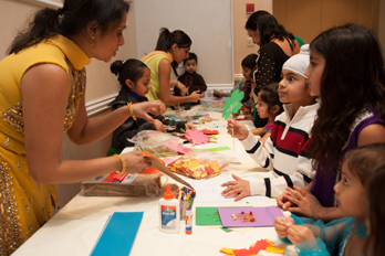 Kids Craft  Area